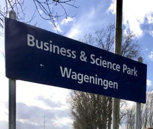 Nieuwe naam voor bushalte Business & Science Park Wageningen